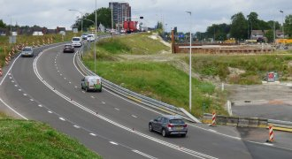 Vrijdagmiddag één rijstrook beschikbaar Drachtsterweg