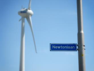 Newtonlaan
