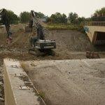 Autoviaduct De Twilling gesloopt