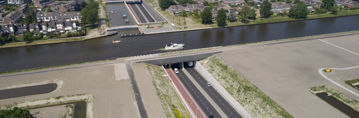 Aquaduct Drachtsterbrug 29-5-2018 5