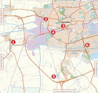 Leeuwarden Vrij-Baan: een update!