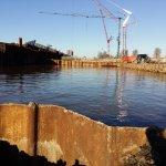 Damwand dichten en volop door met bouw