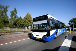 Arriva bus OV plushaltes