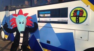 Gratis Leeuwarden Vrij-Baan bustour op 31 maart