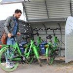 Park&Bike WTC Werkgeversbenadering