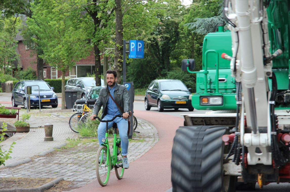 Park & Bike - Werkgeversbenadering Werk Slim, Reis Slim