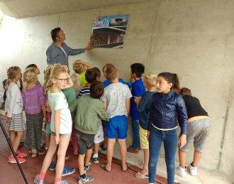 Kunstwerk Fietstunnel Goutum-Zuid onthuld