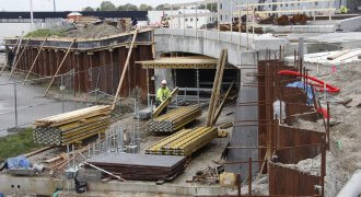 Werkzaamheden Stephensonviaduct